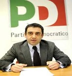 Francesco Comi, neo segretario regionale del Pd