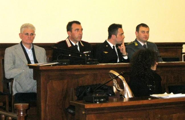 consiglio comunale forze ordine