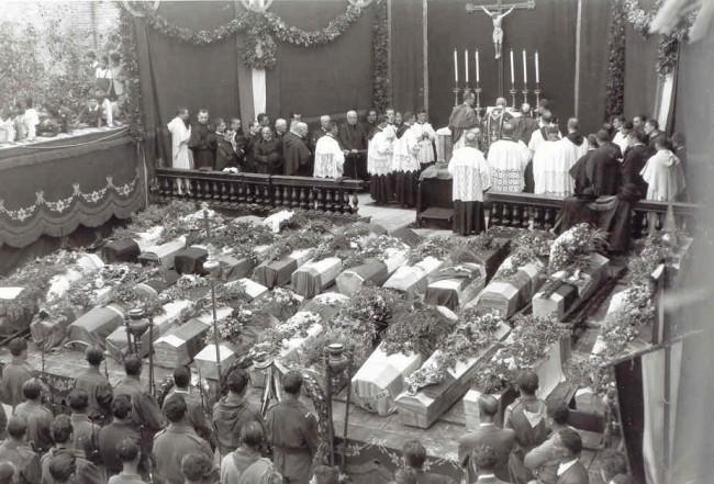 I funerali di Montalto