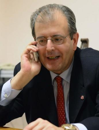 Ivo Costamagna, presidente del consiglio comunale di Civitanova