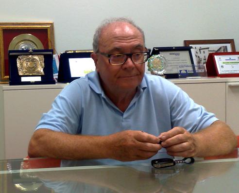 Il consigliere comunale di centrodestra Sergio Marzetti