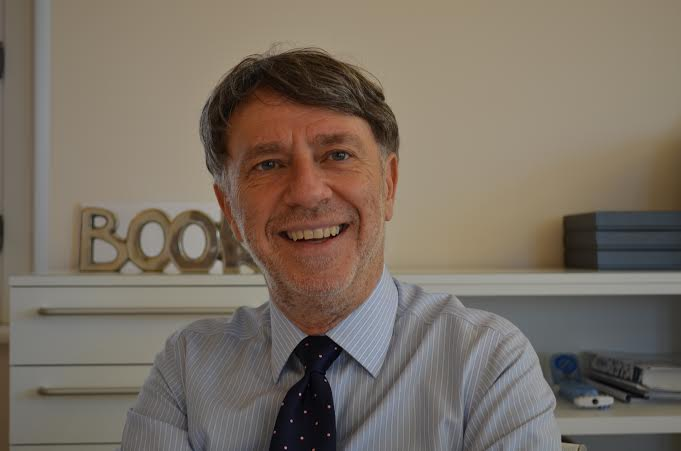 Daniele Sparvoli, presidente del Cosmari