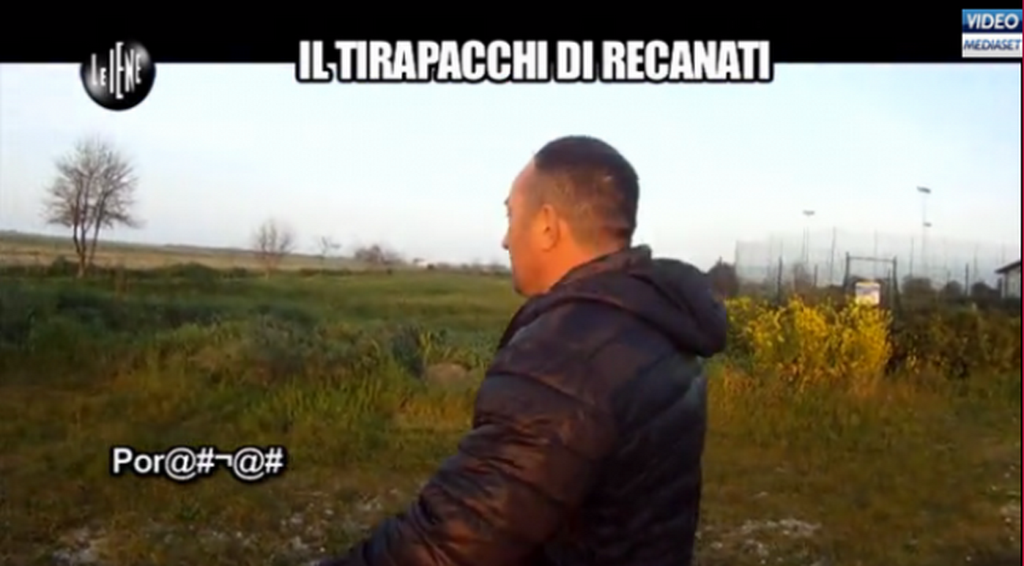 Antonio Rombini_bestemmia_iene_truffati