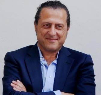 Il presidente della Civitanovese Attilio Di Stefano