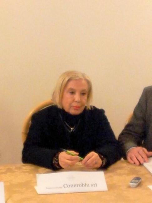 Lydia Karmalyuk della Coneroblu