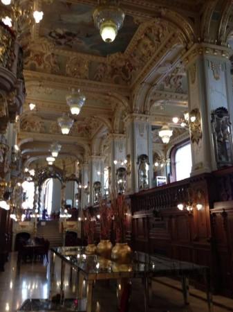 Caffe' New York a Budapest