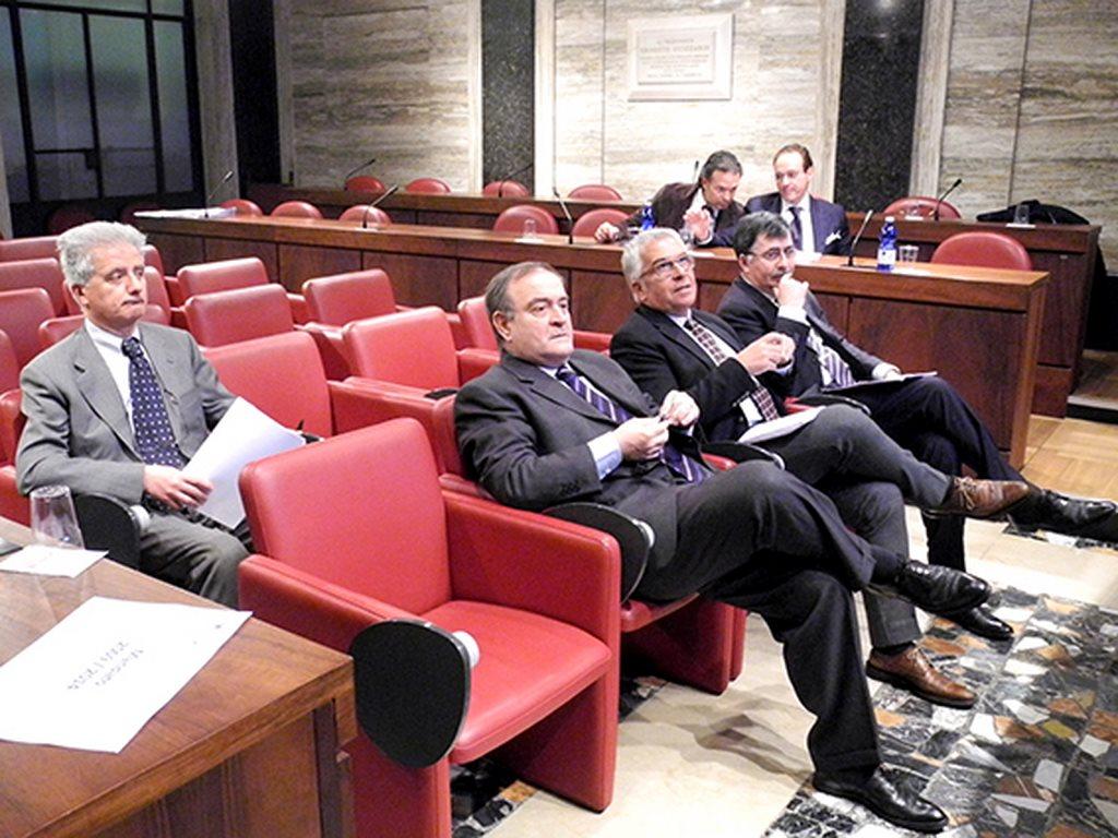 Il presidente della Camera di Commercio, Giuliano Bianchi