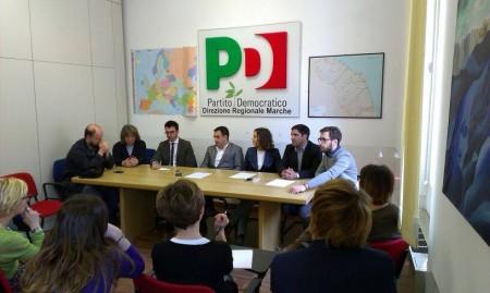 Conferenza di presentazione della candidatura di Manule Bora