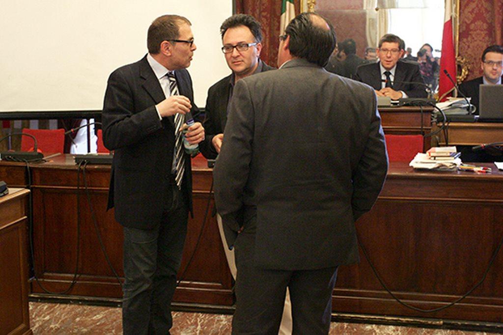 L'assessore al bilancio, Marco Blunno