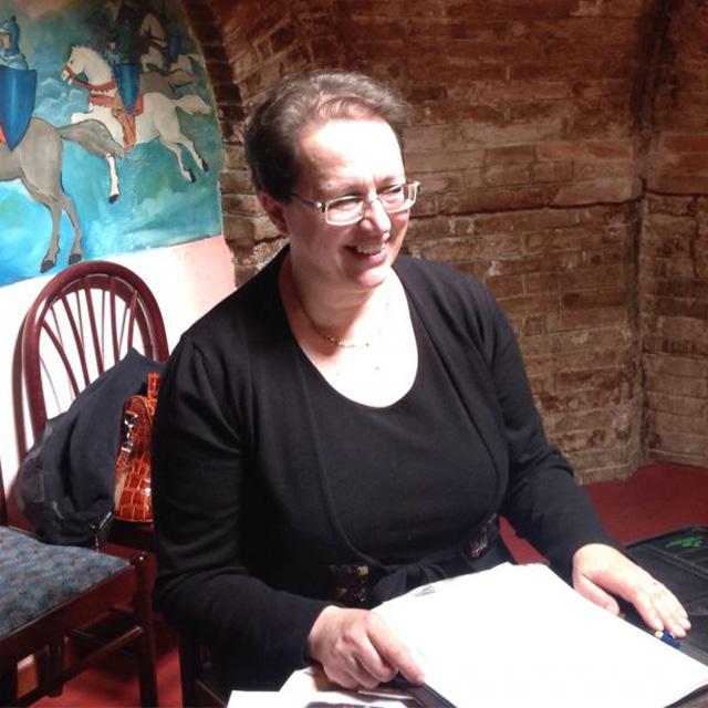 Daniela Cammertoni, candidato sindaco di Futuro nel cuore