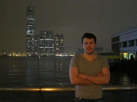 Leonardo Grattini ad Hong Kong