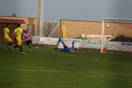 Il gol di Moretti