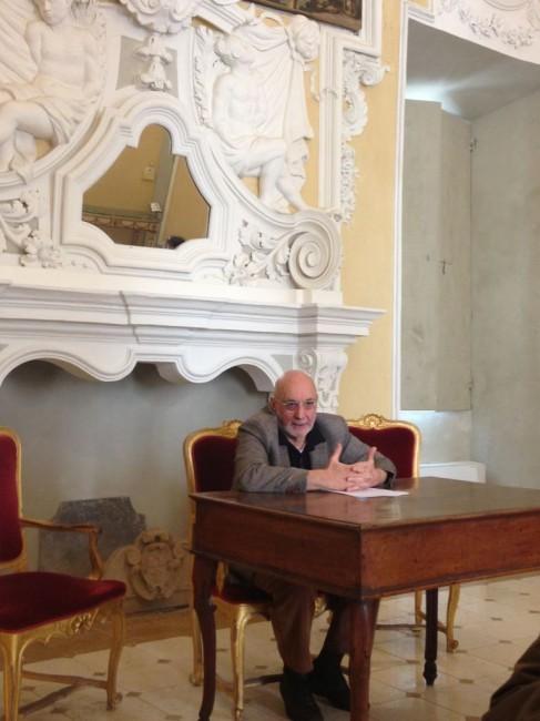 Il sindaco di Camerino, Dario Conti