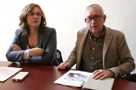 Debora Pantana e Pier Francesco Castiglioni