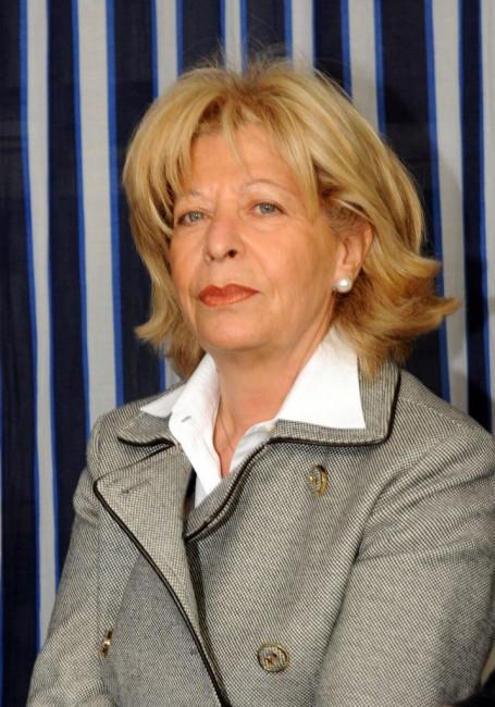 Il sindaco Rosalba Ubaldi