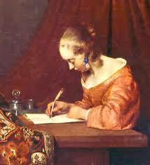 Terborch-Donna-che-scrive-1665