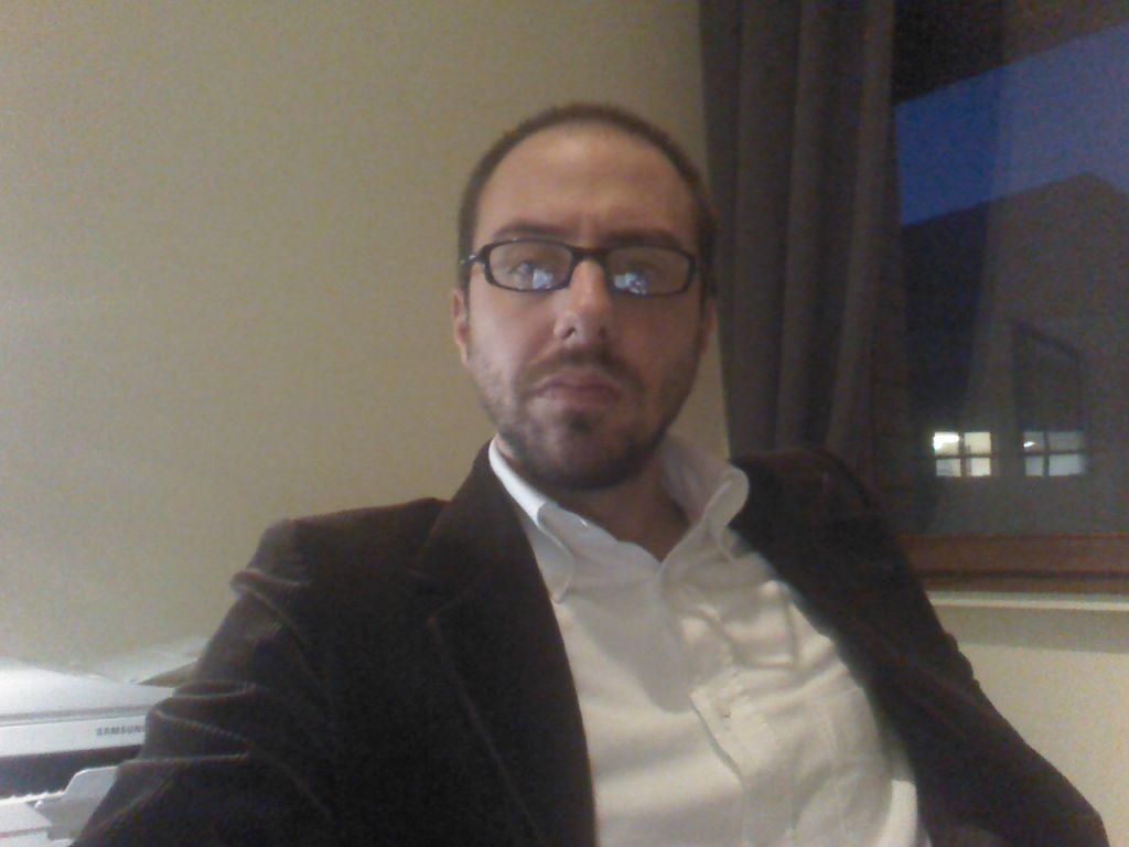 L'avvocato Alessio Matarazzi