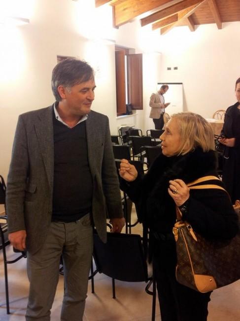 architetto-Giancarlo-Biagioli-e-Lydia-Karmaliuk-della-Coneroblu