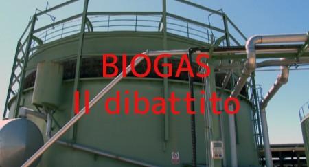 biogas-IL DIBATTITO