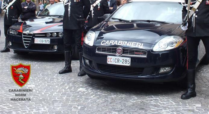carabinieri norm macerata