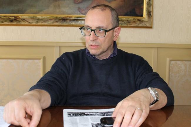 Tommaso Claudio Corvatta, sindaco di Civitanova