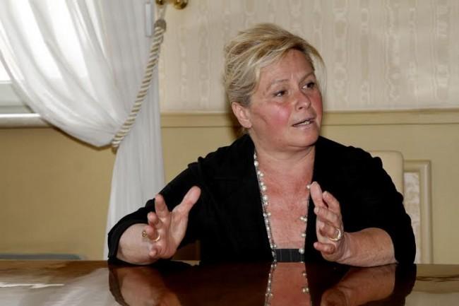 Cristiana Cecchetti assessore alle risorse umane e pari opportunità