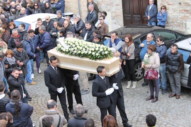funerali Francesca Sabbatini (11)