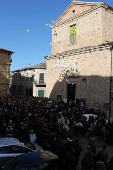funerali Francesca Sabbatini (8)