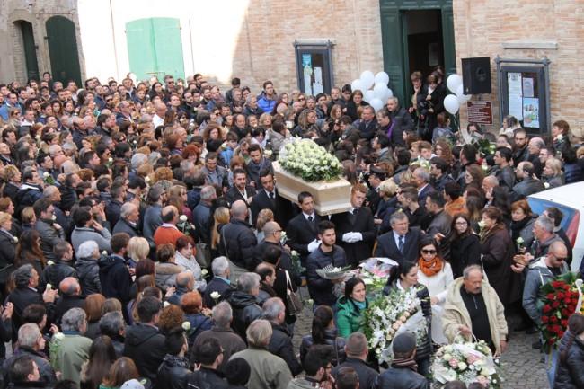 funerali Francesca Sabbatini (9)