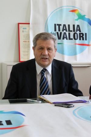 Giuliano Meschini,  coordinatore provinciale Idv