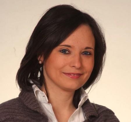 Il sindaco di Loro Piceno, Ilenia Catalini