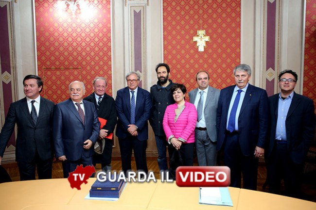 incontro regione provincia Spacca_Pettinari_Marcorè 0