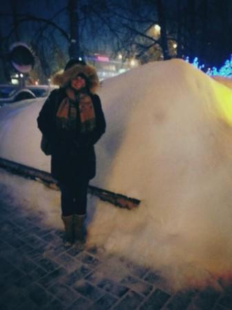 inverno a Mosca