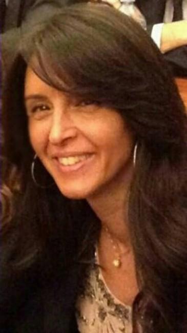 Lorena Polidori, presidente del comitato provinciale Forza Italia