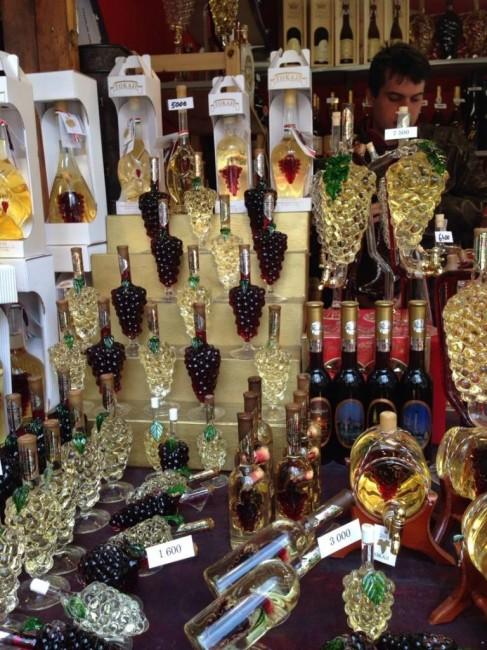 mercatino-artigianato-a-Budapest
