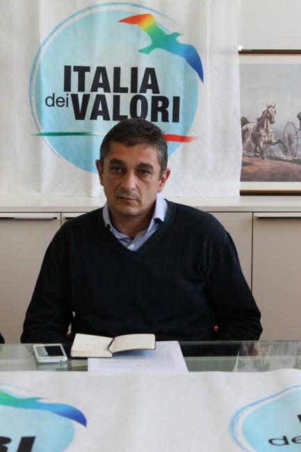 Paolo Rachiglia - capogruppo Idv comune Civitanova