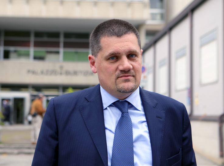 L'avvocato Pietro Siciliano