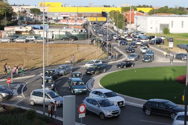 traffico centro commerciale (8)