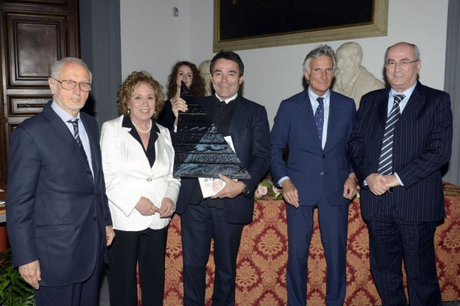 "Duilio Giammarina, XIV Premio ""Marchigiano ad Honorem"""
