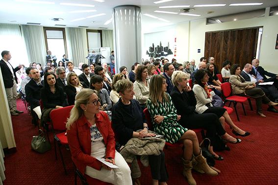 L'assemblea di oggi all'hotel Grassetti