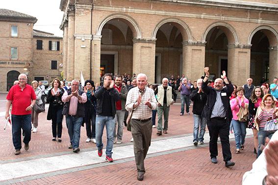 ELezioni comunali 2014 Recanati vittoria Fiordomo (3)