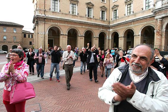 ELezioni comunali 2014 Recanati vittoria Fiordomo (4)