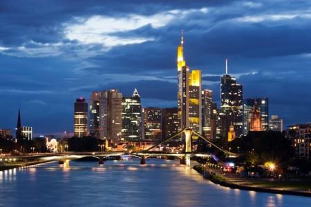 Frankfurt Skyline CORV 1