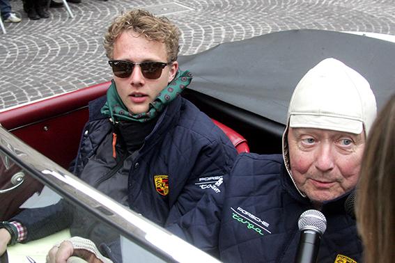 Fratelli Porsche Millemiglia 2014