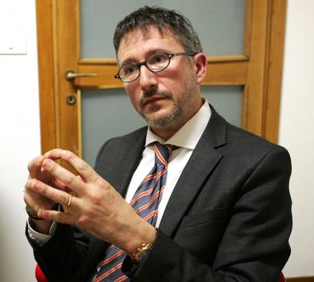 L'avvocato Gerardo Pizzirusso
