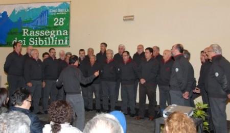 Immagine delledizione 2013 della Rassegna dei Sibillini