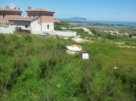 L'area in cui si trova il cantiere della Fortezza Srl, società del gruppo Lanari che ha aperto un concordato preventivo liquidatorio presso il Tribunale di Ancona
