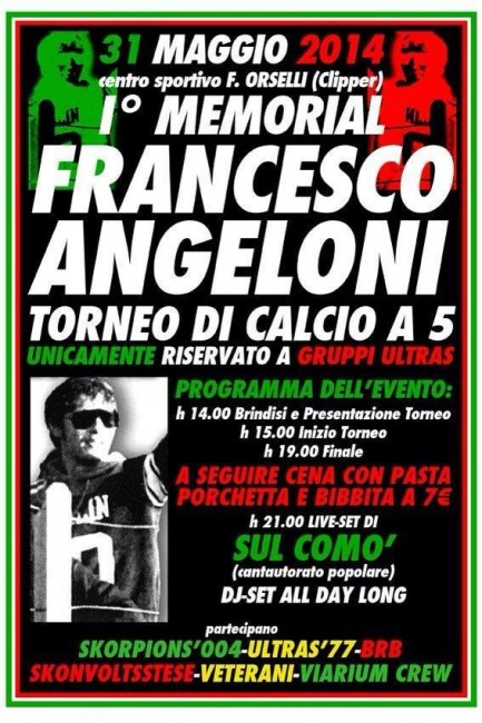 Memorial Francesco Angeloni