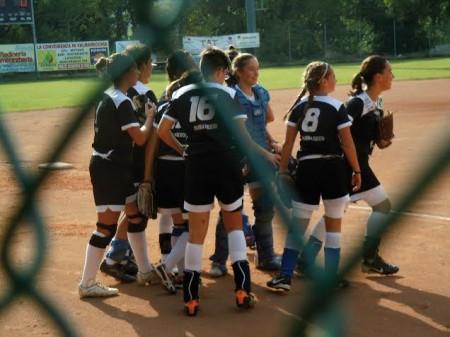 Le ragazze del Macerata Softball