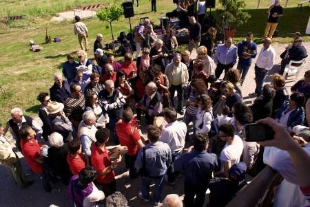 Il raduno a Cantamaggio